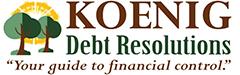 Koenig Debt Resolutions Logo